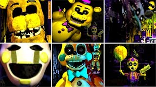 One Night With Your Nightmare 2 All Jumpscares