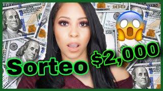 MEGA SORTEO $2000 2018 ABIERTO |MEGA SORTEO🎁| VIPON