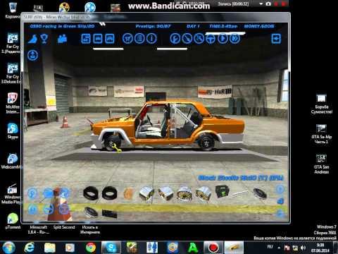 Тест-Драйв Новой Машины в Игре SLRR. 4 Часть