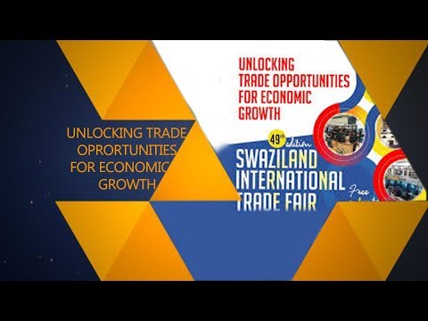 SwaziTV Is Broadcasting Live @ The Swaziland International Trade Fair 2017