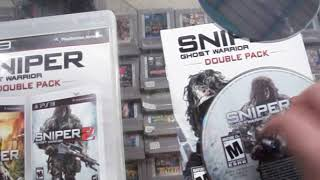 sniper ghost warrior double pack ps3