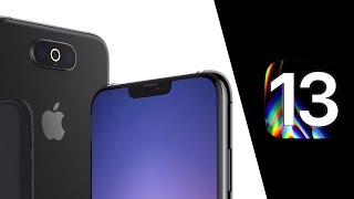 iOS 13 Features & NEW 2019 iPhone 11 Leaks! (Design & Features)