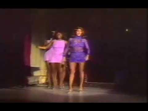 Ike & Tina Turner Revue Opening Act