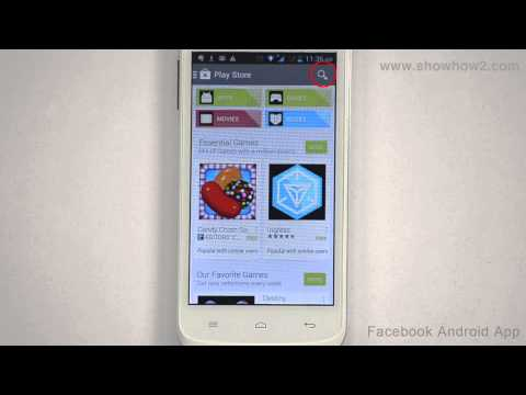 Facebook Android App - How To Download And Install Facebook App On Your Mobile