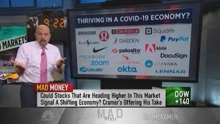 Jim Cramer: Stock market winners overshadow the need for more government aid to small businesses