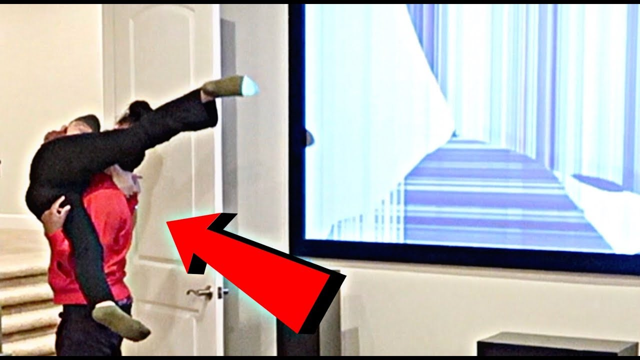 Broken tv screen prank on husband youtube - How to do the broken tv screen prank ...