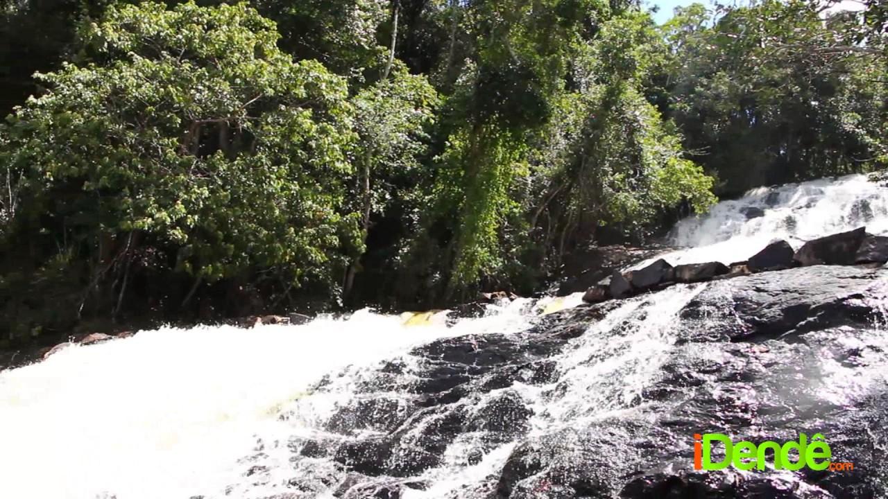 Resultado de imagem para cachoeira da pedra branca valença bahia