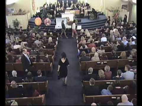 Mountain View Baptist Church 2-11-18 Blake Smith Memorial Service