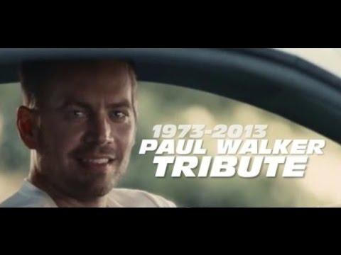 See You Again Paul Walker   Tribute Furious 7