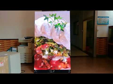 Signic P3 Popular LED Slim Advertising Poster Board Advertising LED display billboard