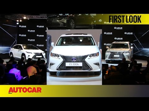Lexus Launched In India | First Look | Autocar India