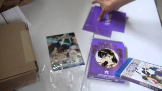 Unboxing Anime  Ranma 1/2 Blu-ray Set 6 and Nobunagun DVD/BD