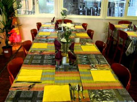 Moroccan Cafe Restaurant at Camden Lock Village Market, London NW1 8QX (Fez Cafe Restaurant)