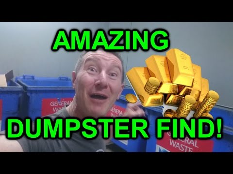 EEVblog #984 - World's Best Dumpster Find! ($300k!)