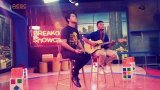 Dibalik layar CAKRA KHAN - ADALAH AKU (Akustik) live at BREAKOUT NET TV