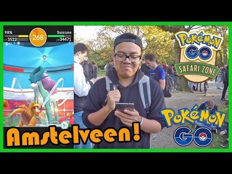 Das LETZTE Event (fürs erste)! Safari Zone Amstelveen Vlog! Pokemon Go!