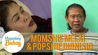 Popshie Dionisio shares a funny story about Melai | Magandang Buhay