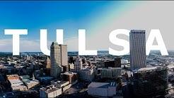 Tulsa, Oklahoma | Drone Aerial Cinematography