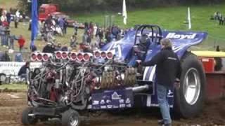 Best of Bettborn 2008 Tractor Pulling 3,5t