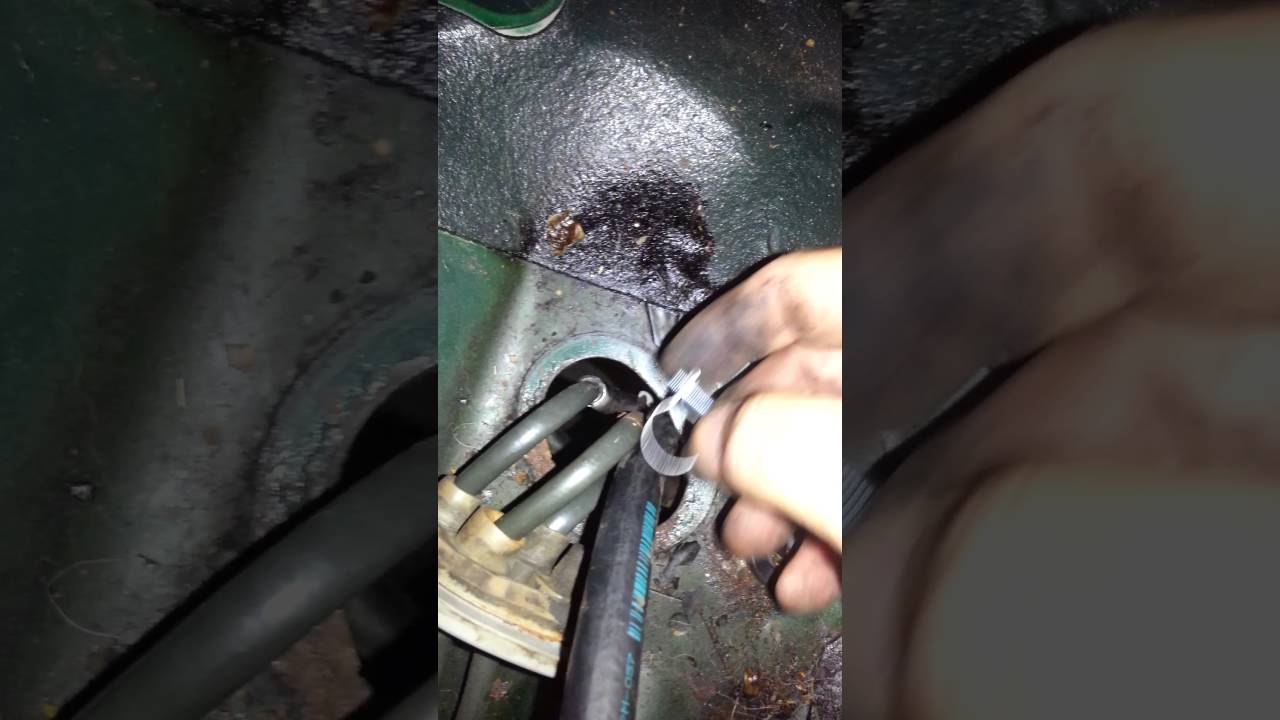 2002 subaru forester gas smell and leak [ 1280 x 720 Pixel ]