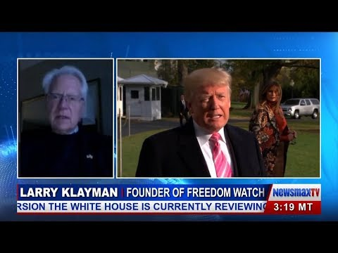 Klayman Discusses Illegal Trump and Mass Surveillance by FBI and Spy Agencies