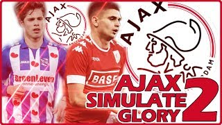 2 TALENTIERTE NEUZUGÄNGE !! 😱🔥 | FIFA 19 AJAX AMSTERDAM Simulate to Glory #1