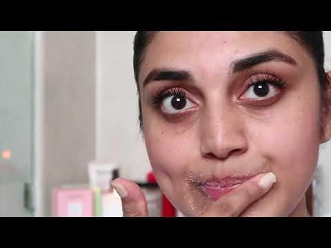 Naam Strawberry Lip Scrub