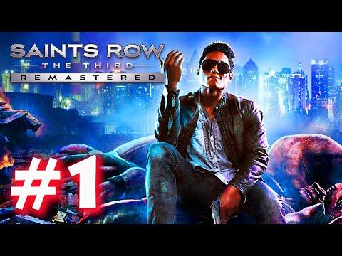 SAINTS ROW 3 Remastered #1: GTA PHẢI GỌI GAME NÀY BẰNG CỤ VỀ ĐỘ BẨN THỈU =))))