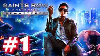 GTA PHẢI GỌI GAME NÀY BẰNG CỤ VỀ ĐỘ BẨN THỈU =)))) - SAINTS ROW 3 Remastered #1