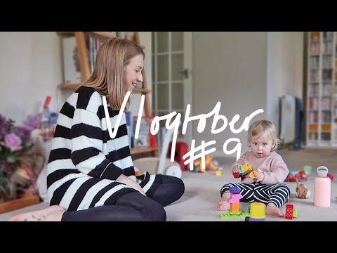 A LOVELY DAY (+ LUSH PAMPER PARTY) | VLOGTOBER | Rhiannon Ashlee Vlogs