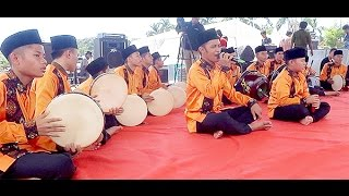 Sholatun Bissalamil Mubin ★ Festival GMT di Benteng Kuto Besak, Palembang