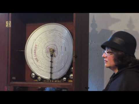 ''Lorely''  Siegfried's Mechanical Music-Rüdesheim