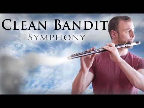 🎻 Clean Bandit Symphony but played on a Flute from the 1800s