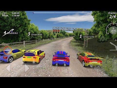 เกมรถแข่งRally Furyแข่งแบบออนไลน์มันสุดๆ