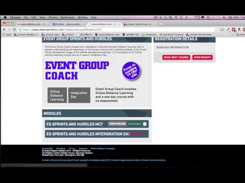 Event Group Integration Day Video