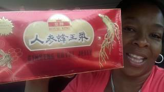 Ginseng Royal Jelly, Deer Anter, Chinese Herbal Store and other Herbs I