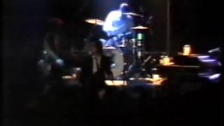 Nick Cave & The Bad Seeds - CA-Zelt, Vienna, Austria - June 9, 1990