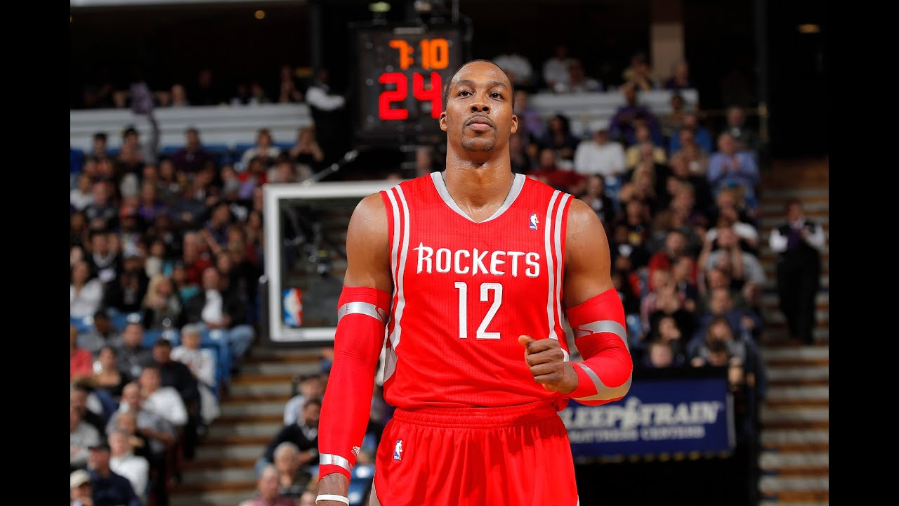 Dwight Howard: Dwight Howard Stuffs Home The Poster On Jermaine O'Neal