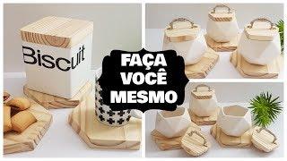 IDEIAS DE FAÇA VOCÊ MESMO PARA DECORAR A CASA