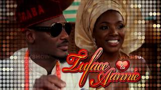 Ay shows - exclusive video from 2face's traditional wedding