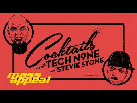 Cocktails with Tech N9ne and Stevie Stone