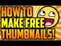 How To Make Thumbnails For FREE With Pixlr