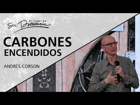 Carbones encendidos - Andrés Corson - 5 Diciembre 2018