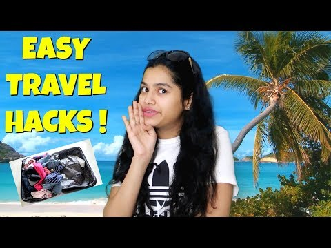 6 Easy Travel Hacks That Actually Work !! | #summer #vacation #trip #travel  TIO TV 