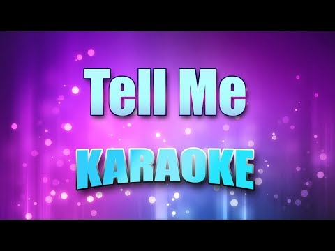 Hill, Dru - Tell Me (Karaoke & Lyrics)