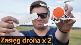 Przedłużamy zasięg drona – Xiaomi WiFi repeater 2