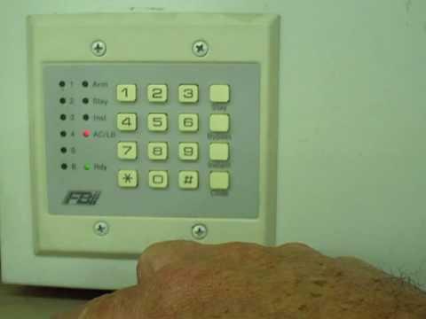 fbi xl2t programing youtube rh youtube com XL-31 FBI Alarm Panel fbi alarm panel installer manual