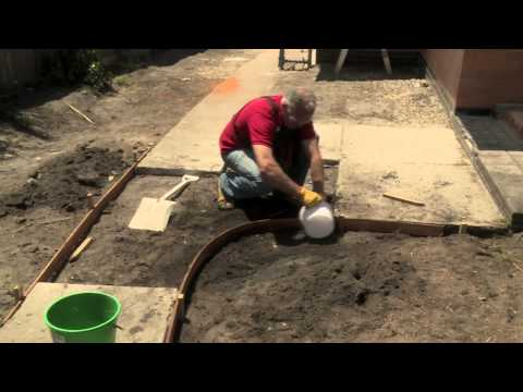 How To Repair A Concrete Path - DIY At Bunnings