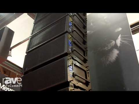InfoComm 2014: Meyer Sound Tells Us about the Lyon Linear Sound Reinforcement System