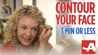 Contour Your Face in 3 Minutes or Less | Best of Everything